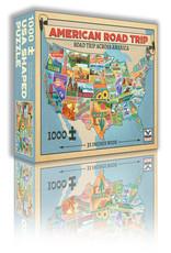 WE Games 1000pc American Road Trip
