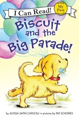 I Can Read! Biscuit Big Parade