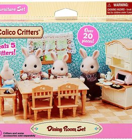 Calico Critters CC Dining Room Set