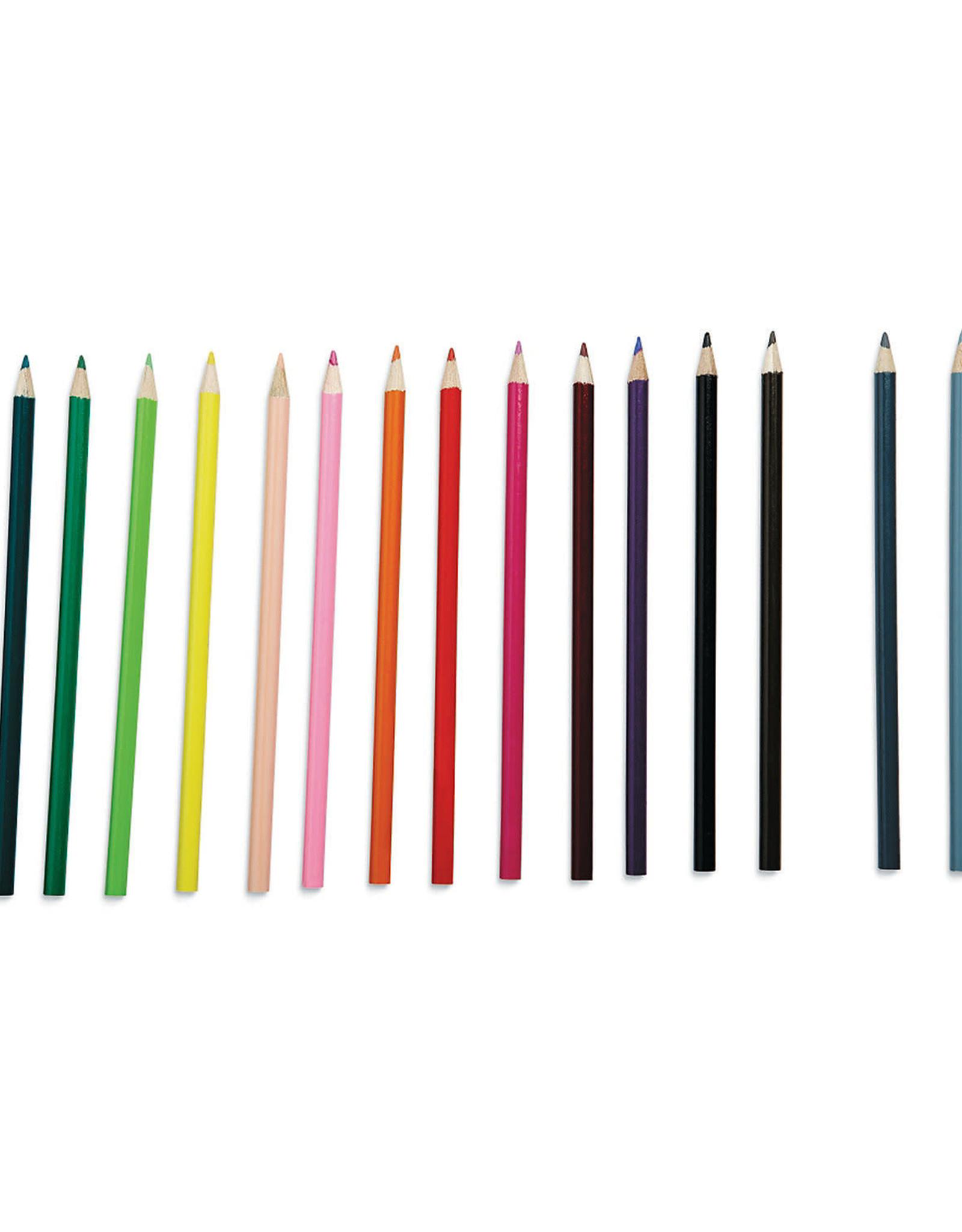 MindWare Colored Pencils 18