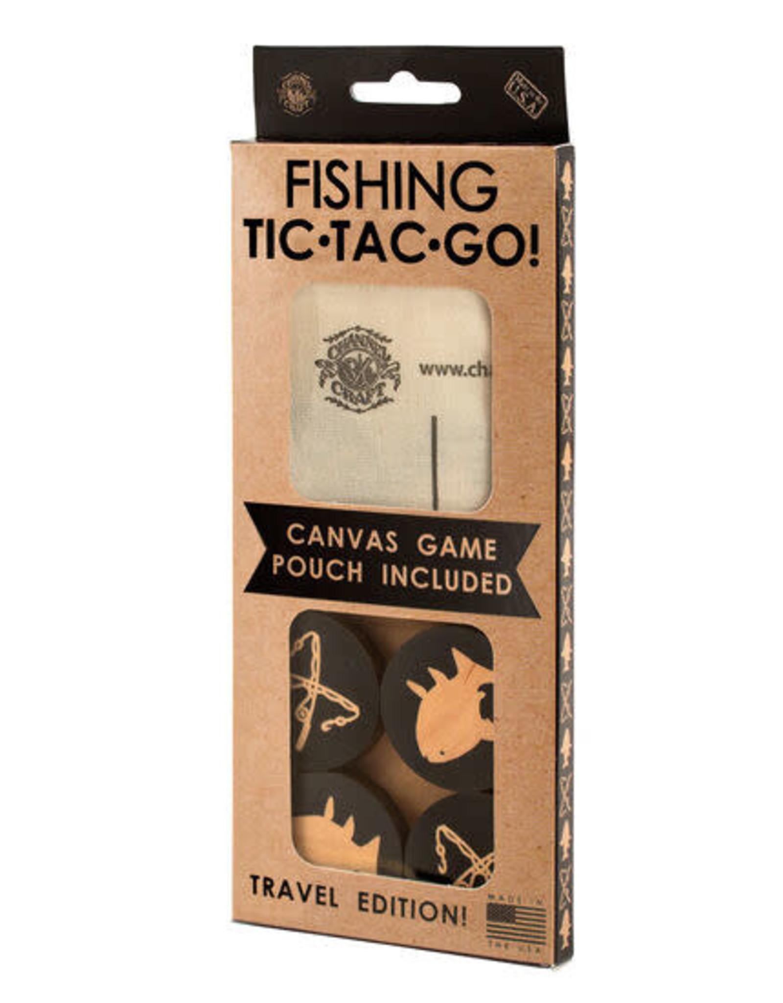 Fishing Tic Tac Toe