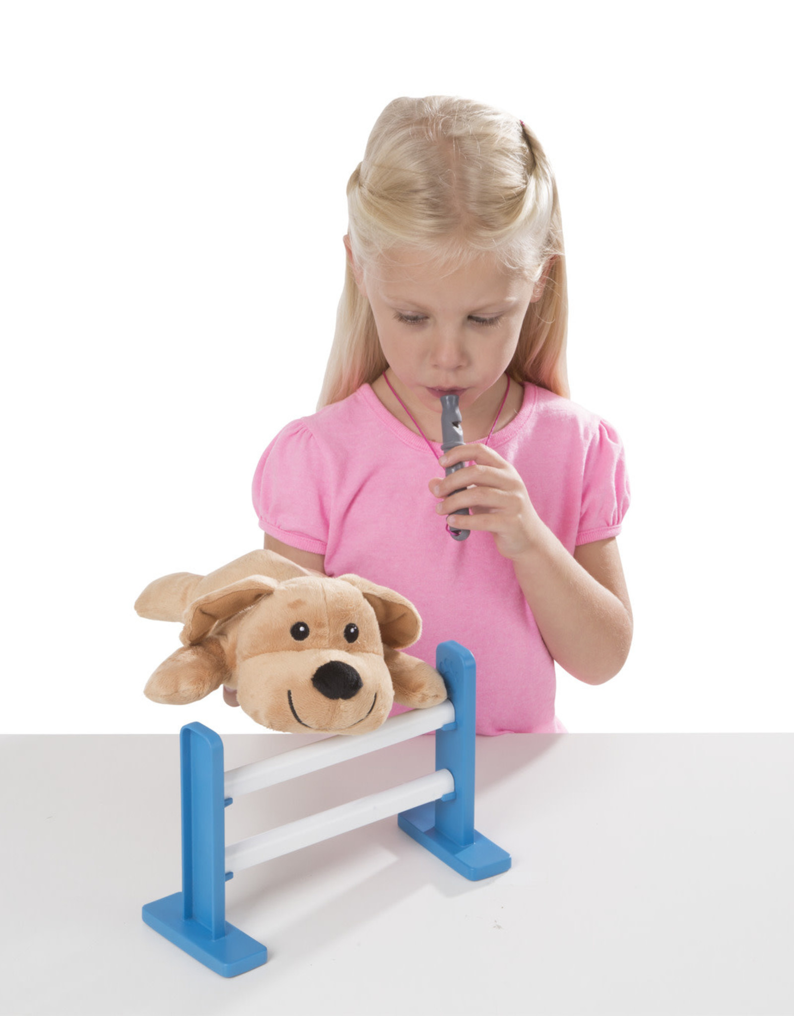Melissa & Doug MD Play Set Tricks & Training Puppy School