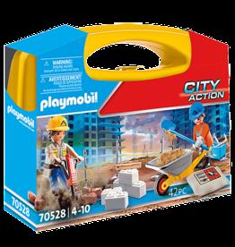 Playmobil PM Carry Case Construction Site