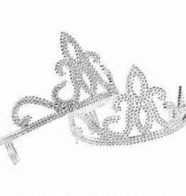 Hayes Specialties Silver Tiara