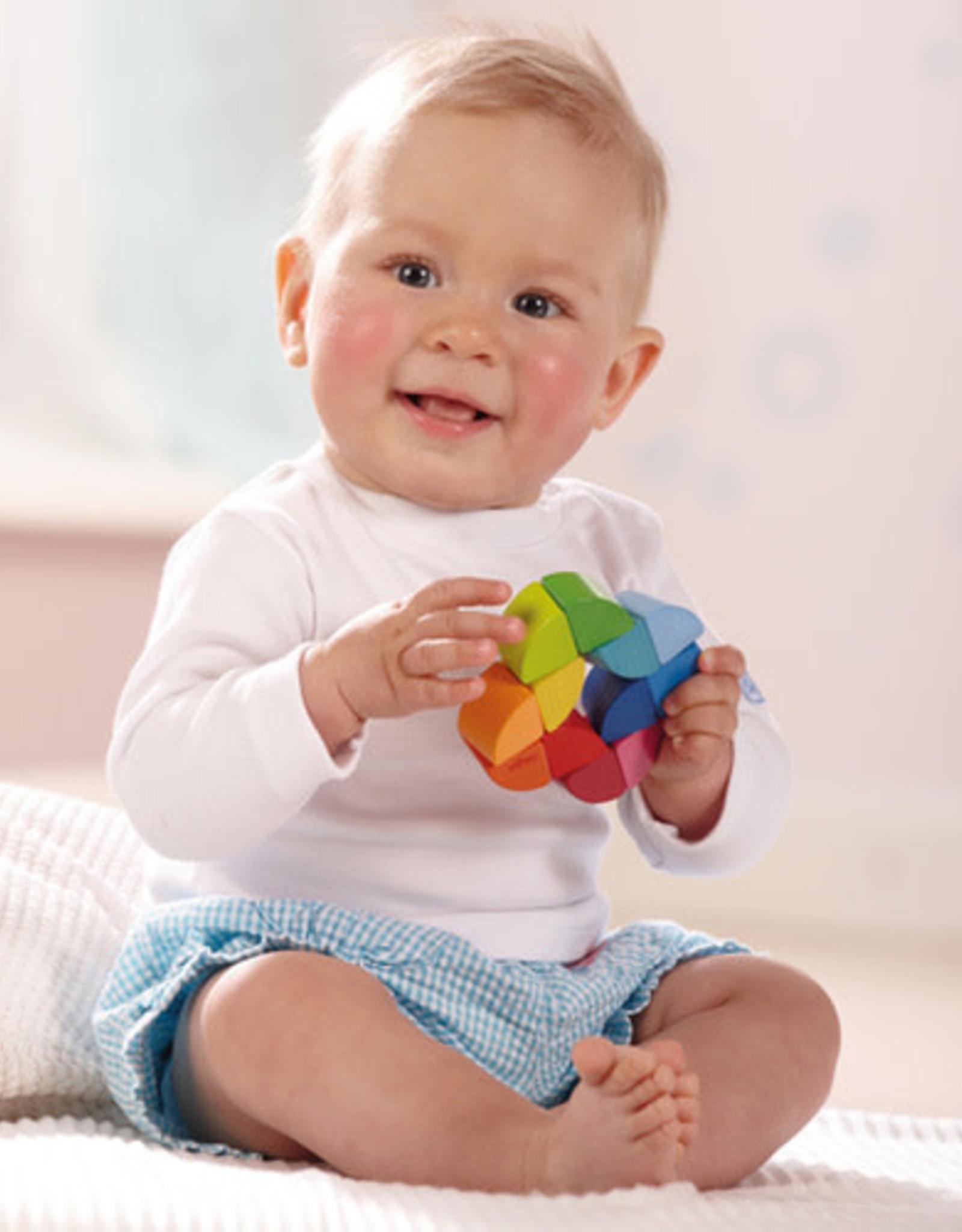 Haba Clutch Toy Rainbow Ring