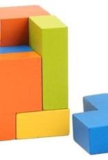 Streamline Color Wood Block Puzzle