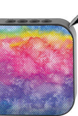 Watchitude Speaker Jamm'd Rainbow Tie Dye