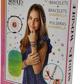 Modern Wonder Craft Kit Shamaballa Bracelet