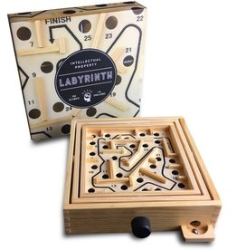 Intellectual Property Labyrinth