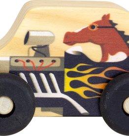 Maple Landmark Wooden Car Scoots Roadster