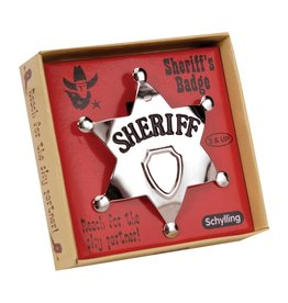 Schylling Sheriff's Badge