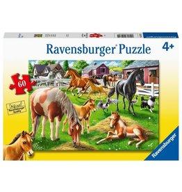 Ravensburger 60pc Happy Horses