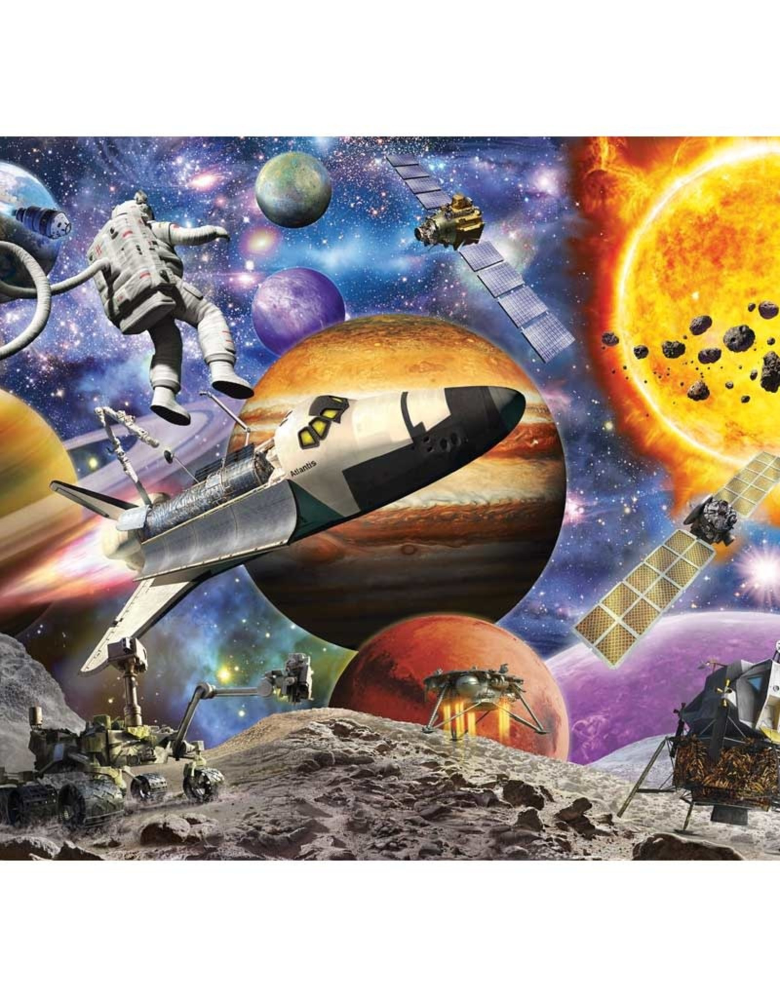 Ravensburger 60pc Explore Space