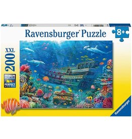 Ravensburger 200pc Underwater Discovery