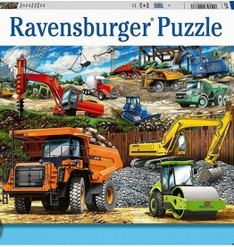 Ravensburger 100pc Construction Vehicles