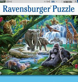 Ravensburger 100pc Jungle Animals