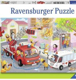 Ravensburger 60pc Firefighter Rescue!