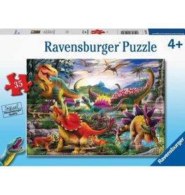 Ravensburger 35pc T-Rex Terror