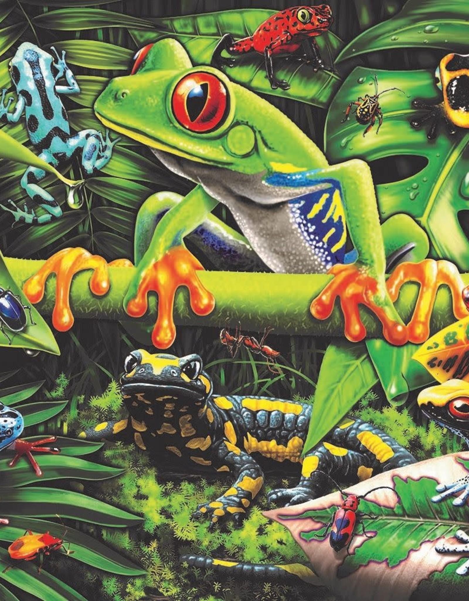 Ravensburger 35pc Amazing Amphibians