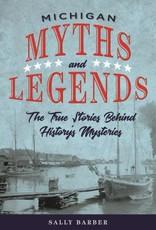 National Book Network Michigan Myths & Legends
