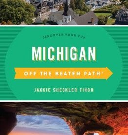 National Book Network Michigan Off the Beaten Path