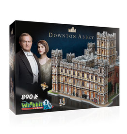 Wrebbit 890pc 3D Downtown Abbey