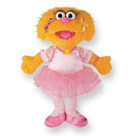 Gund Sesame Street Zoe