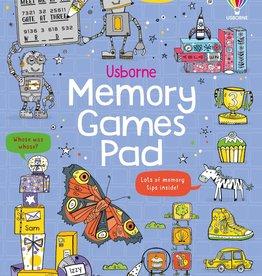 Usborne Memory Puzzle Pad