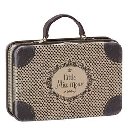 Maileg Maileg - Metal Suitcase Little Ms Mouse