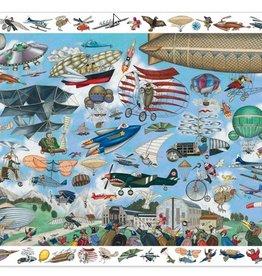 Djeco Djeco - Observation Puzzle  Aero Club 200 pces