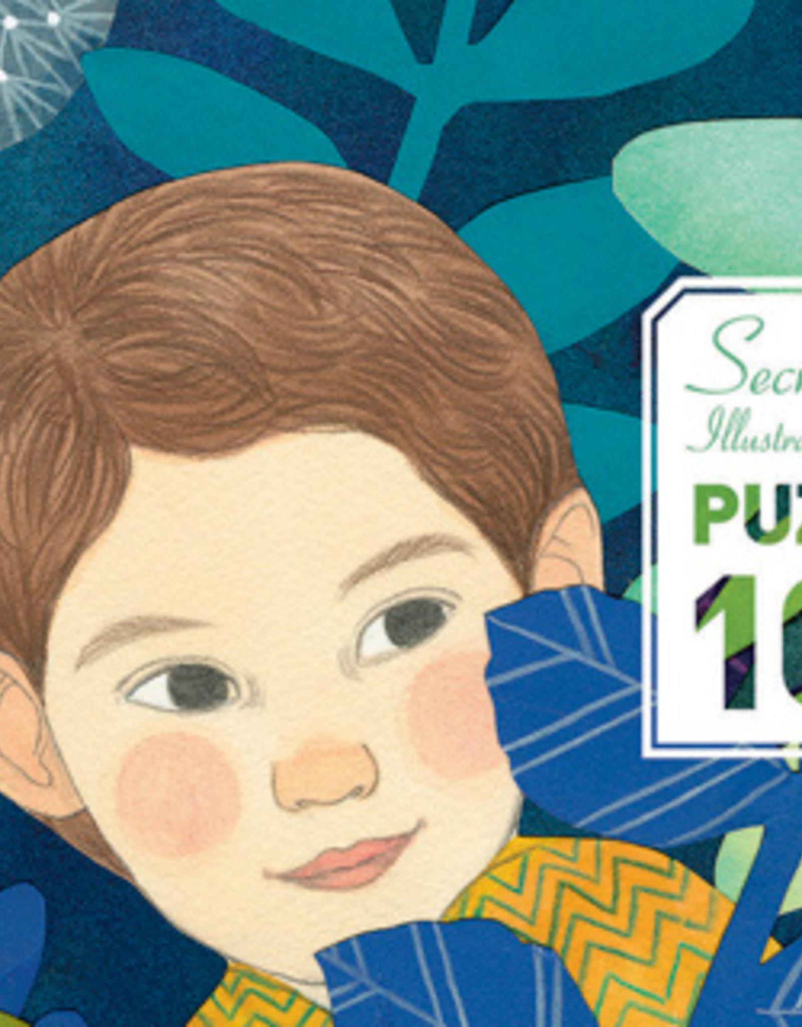 Djeco Djeco - Secrets Puzzle 100 Pce