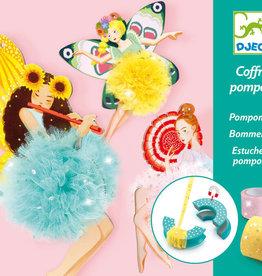 Djeco Djeco - Fairy Pom Pom Kit