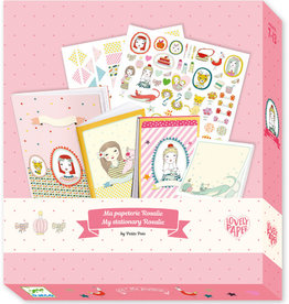 Djeco Djeco - Stationery Set Rosalie