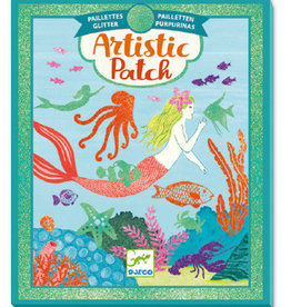 Djeco Djeco - Artistic Patch Mermaid