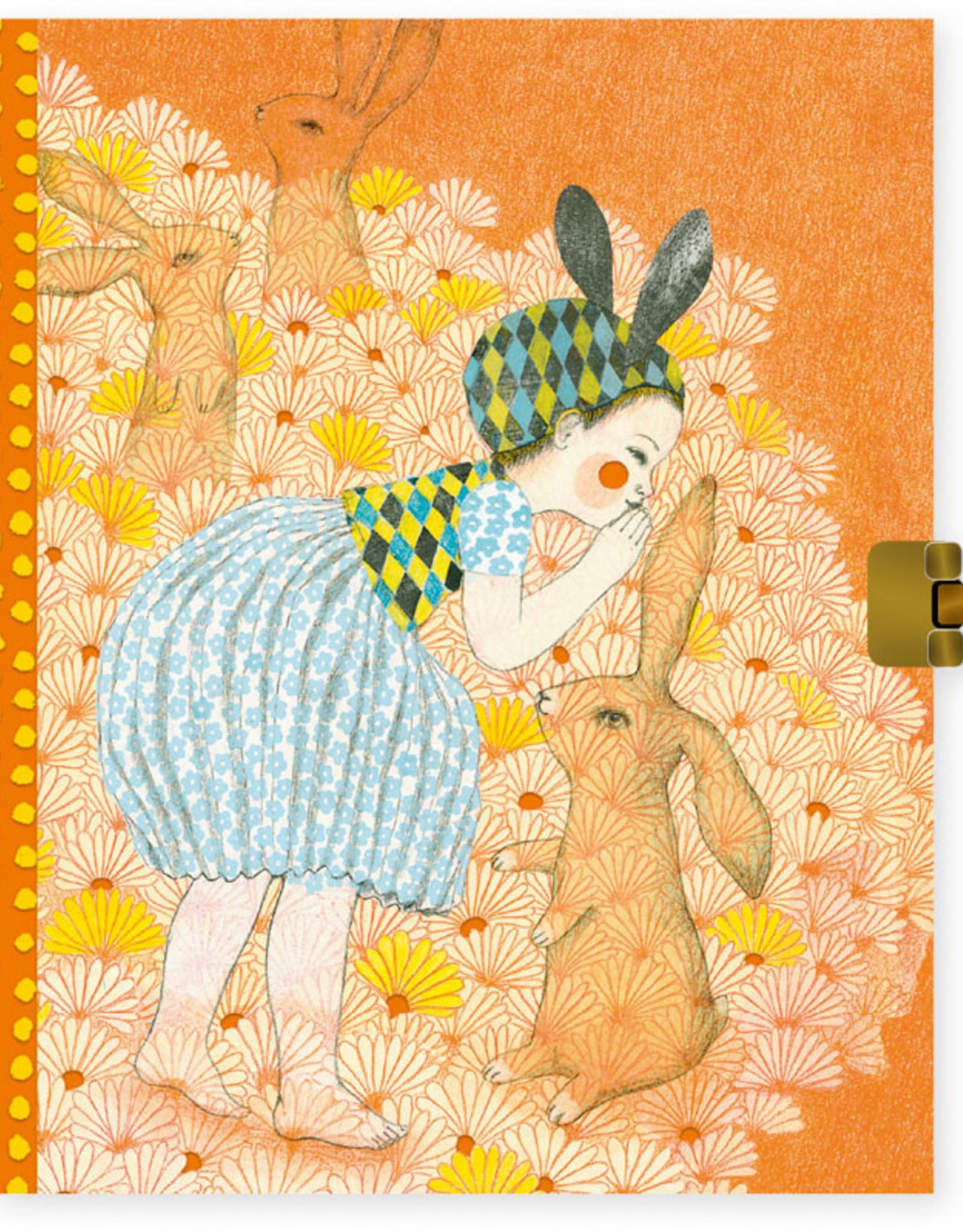 Djeco Djeco - Secret Elodie Diary