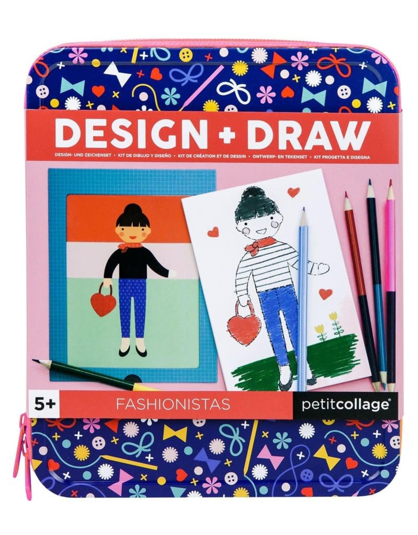 Petit Collage Petit Collage - Design & Draw