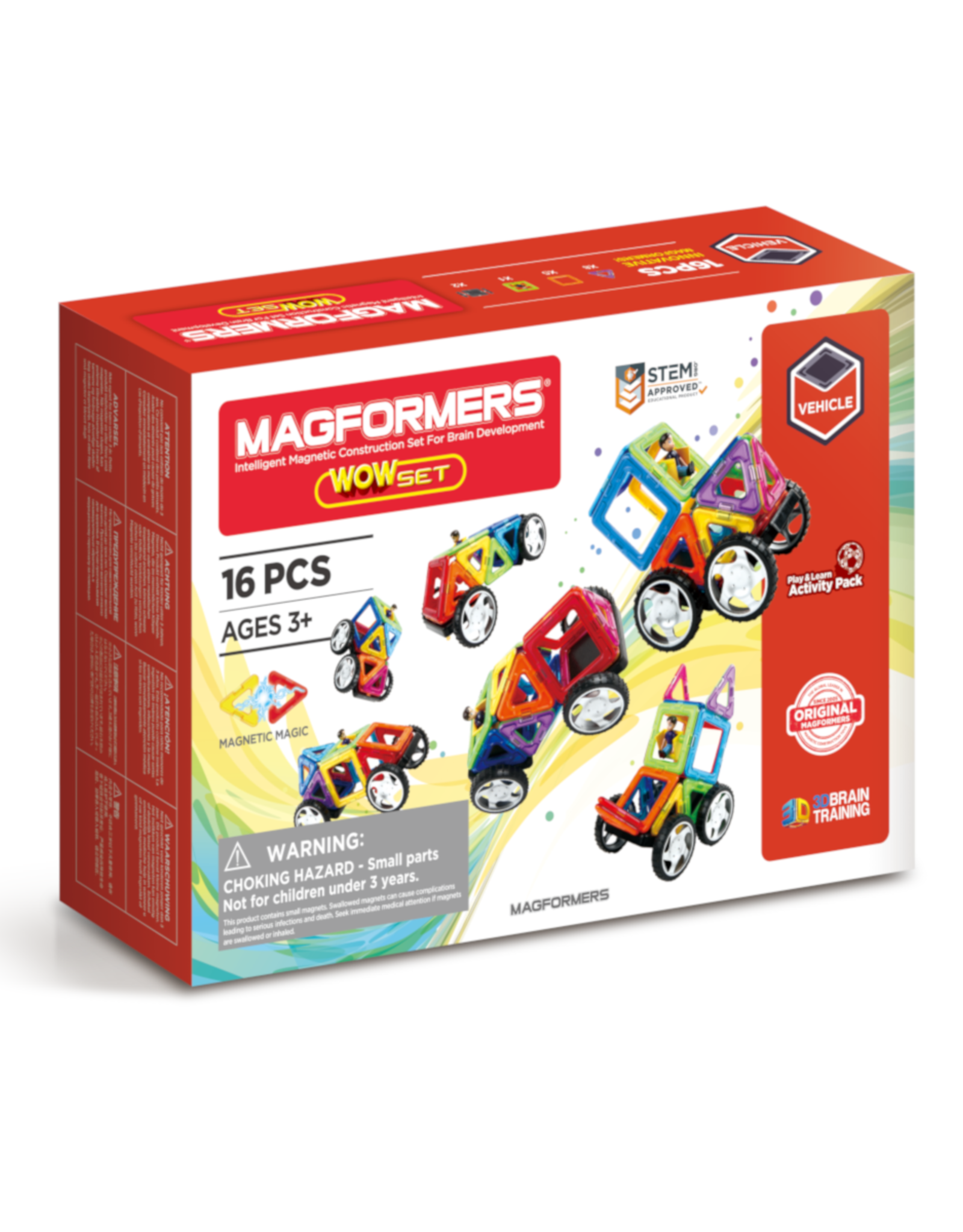 Magformers - WOW Set