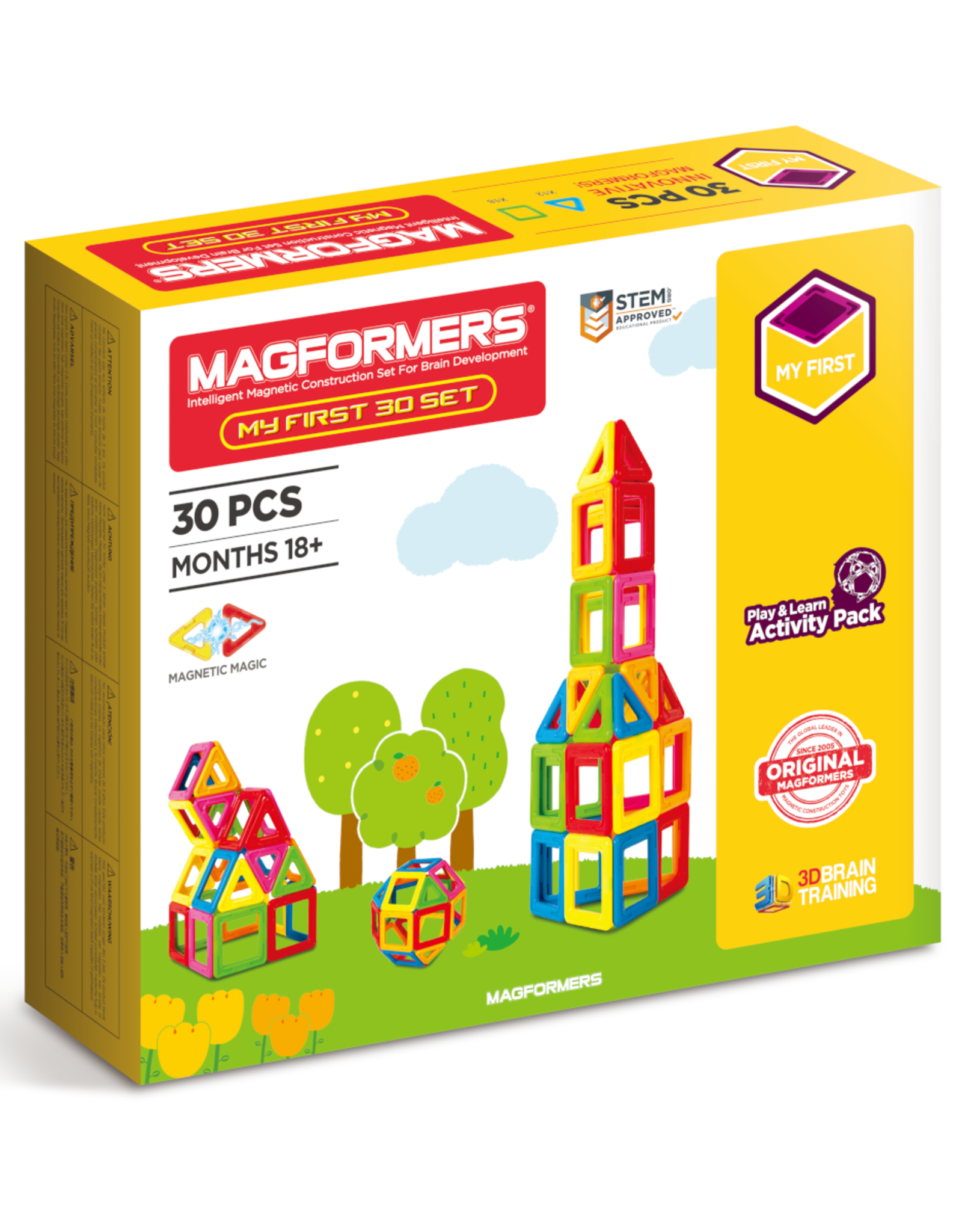 Magformers - My First 30 Set