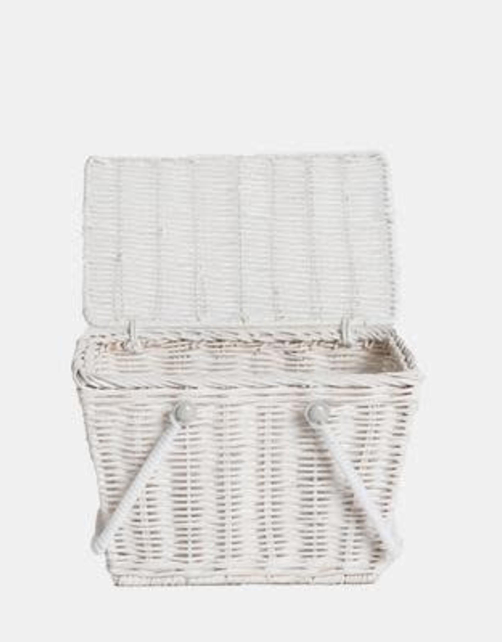 Olli Ella Olli Ella - Piki Basket White