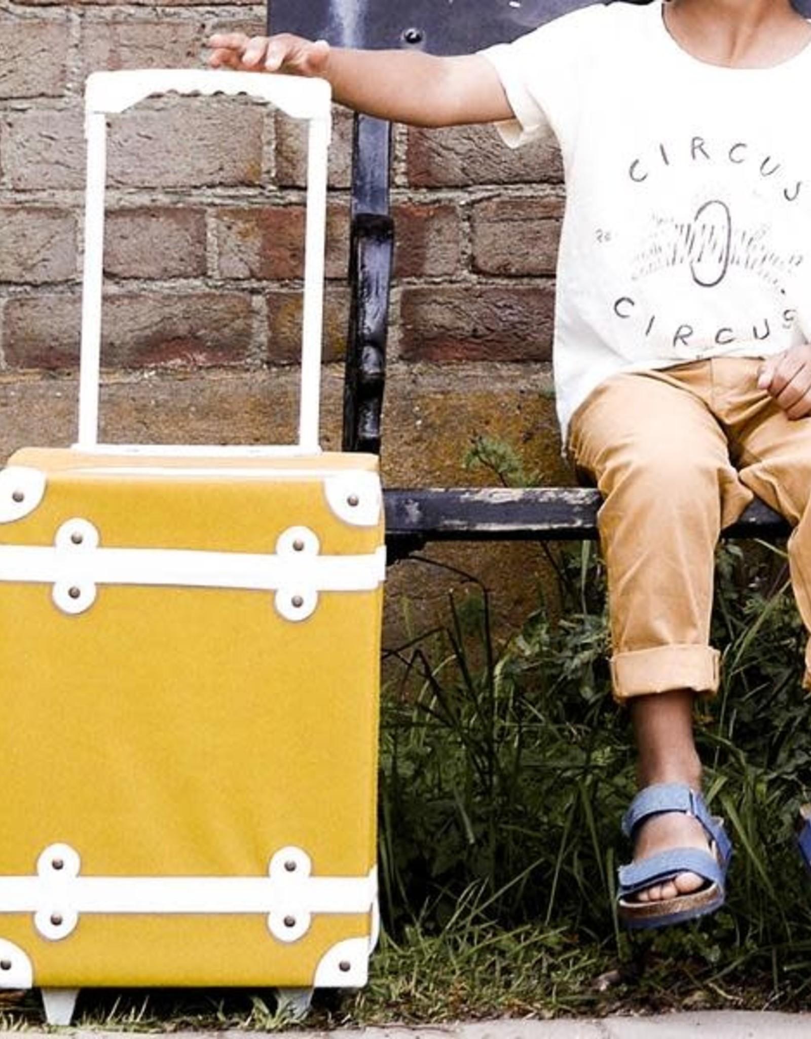 Olli Ella Olli Ella - See Ya Suitcase Mustard