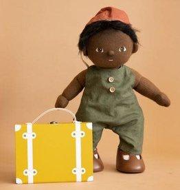 Olli Ella Olli Ella - Dinkum Doll Travel Togs Mustard