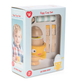 Le Toy Van Le Toy Van - Egg Cup Set - Chicky