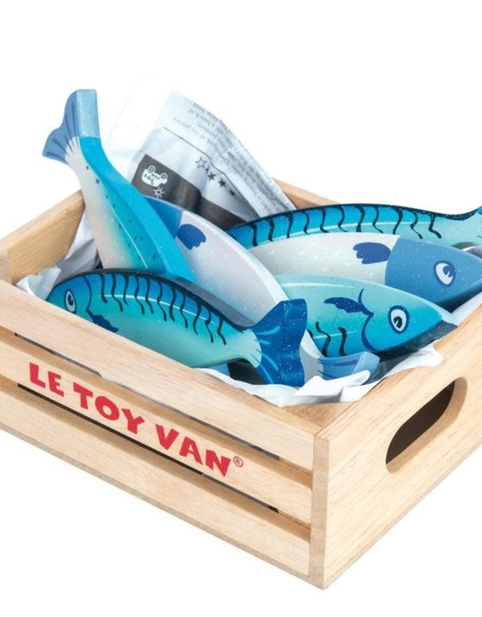 Le Toy Van Le Toy Van - Fresh Fish Basket