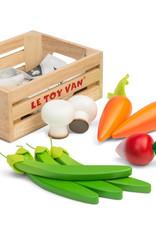 Le Toy Van Le Toy Van - Vegetable Market Crate