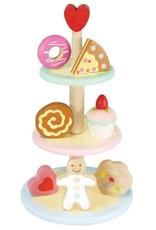 Le Toy Van Le Toy Van - Three Tier Cake Stand