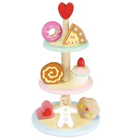 Le Toy Van Le Toy Van - Three Tier Cake Stand