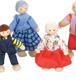 Discoveroo Discoveroo - Doll Family
