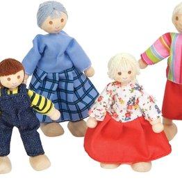 Discoveroo - Doll Family