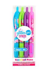 Scentco Glitter Gel Smens - Scented Pens