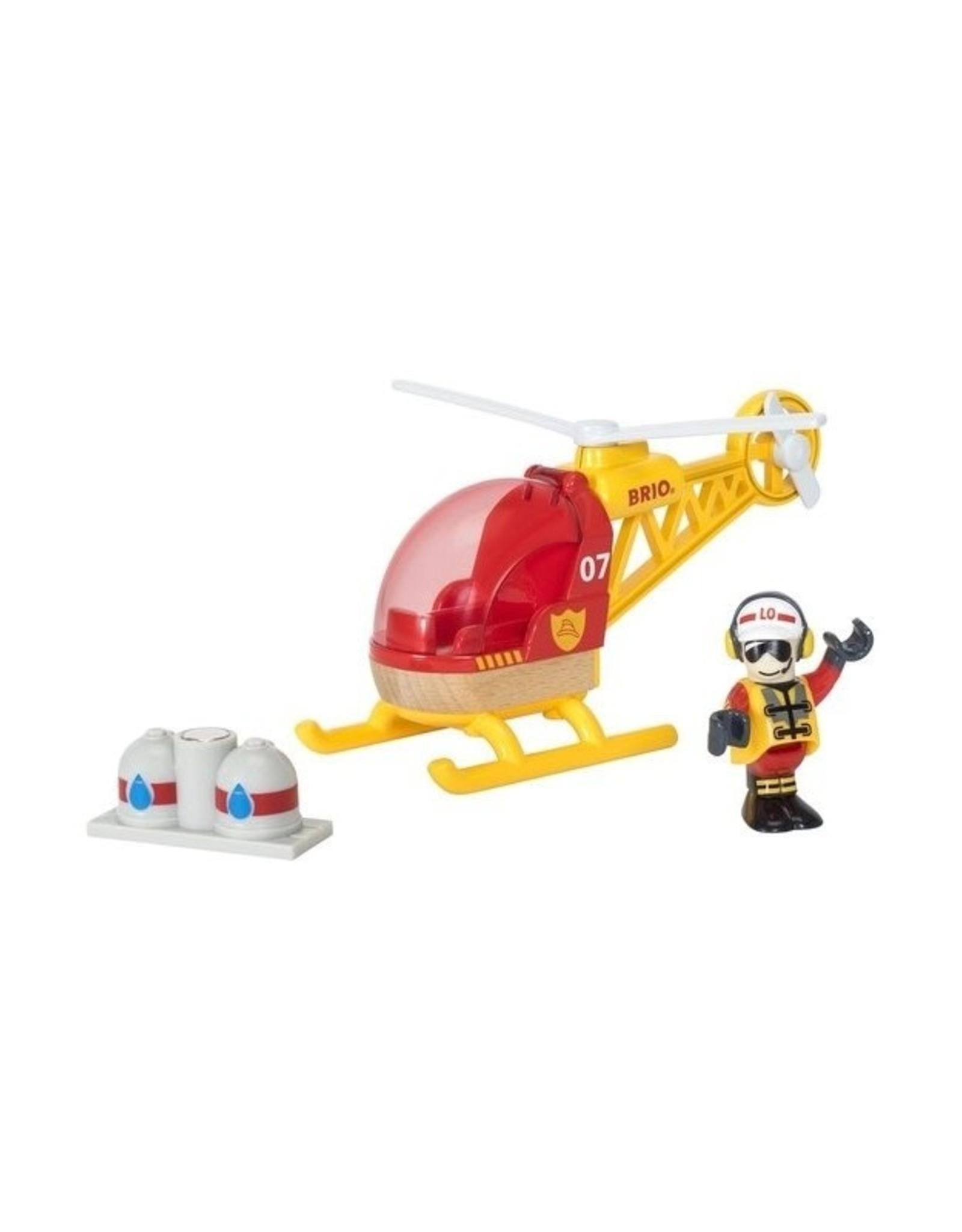 Brio BRIO - Firefighter Helicopter